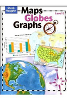 Image Maps Globes Graphs Level E Grade 5