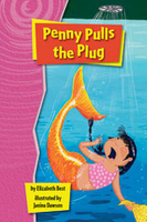 Image Rigby Gigglers Leveled Reader 6pk Putrid Pink (Levels F-O) Penny Pulls The Plug