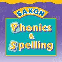 Saxon Phonics & Spelling image
