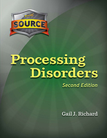 Image The Source Processing Disorders Second Edition