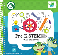 Image LeapFrog LeapStart Pre-K STEM Activity Book