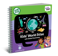 Image LeapFrog LeapStart Kindergarten World Atlas Activity Book