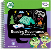 Image LeapFrog LeapStart Kindergarten Reading Adventures Activity Book