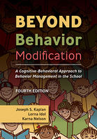 Image Beyond Behavior Modification: A Cognitive-Behavioral Approach to Behavior Manag
