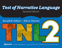Image TNL 2 Test of Narrative language second edition