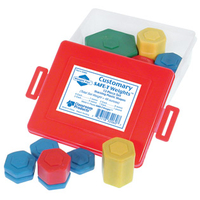 Image Customary SAFE-T Weight Set