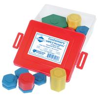 Image Customary SAFE-T Weight Set
