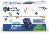 Image Primary Calculator Set of 10