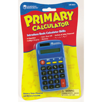 Image Primary Calculator Set of 10