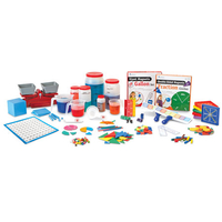 Image Learning Resources Grade 4 Math Kit