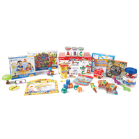 Image Learning Resources Early Learners Literacy & Language Kit