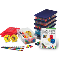 Image Hands On Standards Book & Kit Grades 1-2