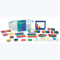 Image Rainbow Fraction Teaching System Kit