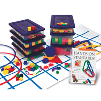 Image Hands On Standards HandBook & Kit Grades PreK-K