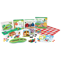 Image Common Core Critters Kindergarten Bundle