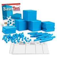 Image Plastic Base Ten Class Set