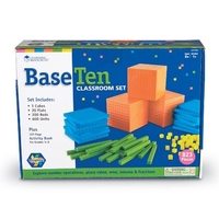 Image Brights! Base 10 Classroom Set