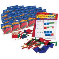 Image Algebra Tiles Classroom Set