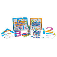 Image Letter and Number Construction Kit