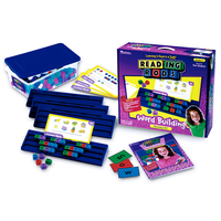 Image Reading Rods Word Building Kit