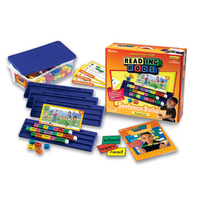 Image Reading Rods Sentence Building Kit