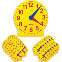 Image Classroom Clock Kit