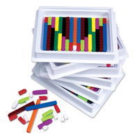 Image Connecting Cuisenaire Rods Multi-Pack