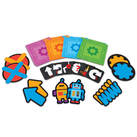 Image Lets Go Code Activity Set