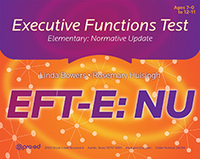 Image Executive Functions Test - Elementary Normative Update