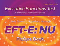 Image Executive Functions Test - Elementary NU Picture Book