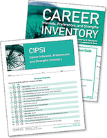 Image Career Interests Preferences and Strengths Inventory CIPSI Online
