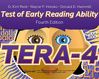 Image TERA-4 Test of Early Reading Fourth Edition