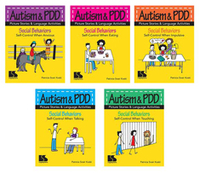 Image Autism & PDD Picture Stories & Language Activities Social Behaviors: 5-Program