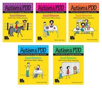 Image Autism & PDD Picture Stories & Language Activities Social Behaviors: 5-Program