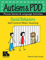 Image Autism & PDD Picture Stories & Language Activities Social Behaviors: Touching