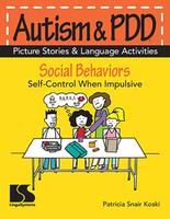 Image Autism & PDD Picture Stories & Language Activities Social Behaviors: Impulsive
