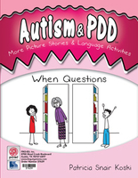 Image Autism & PDD More Picture Stories & Language Activities: When Questions