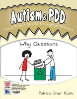 Image Autism & PDD More Picture Stories & Language Activities: Why Questions