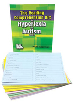 Image The Reading Comprehension Kit for Hyperlexia and Autism Level 2