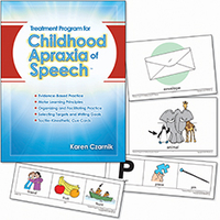Image Treatment Program for Childhood Apraxia of Speech