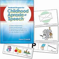 Image Treatment Program for Childhood Apraxia of Speech