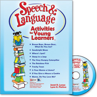 Image Speech & Language Activities for Young Learners