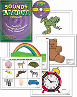Image The Sounds Abound Program Teaching Phonological Awareness in the Classroom