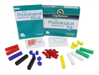 Image The Phonological Awareness Kit Primary