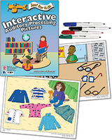 Image Just for Kids Interactive Auditory Processing Pictures