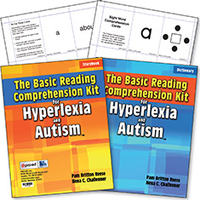Image The Basic Reading Comprehension Kit for Hyperlexia and Autism