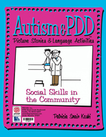Image Autism & PDD Picture Stories & Language Activities Social Skills in the Communi