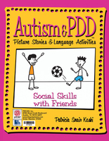 Image Autism & PDD Picture Stories & Language Activities Social Skills with Friends