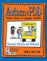 Image Autism & PDD Picture Stories & Language Activities Social Skills at School