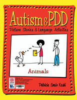 Image Autism & PDD Picture Stories & Language Activities: Animals